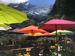 元シャモニー在住が行く!③シャモニーからも見えるボッソン氷河(Glacier des Bossons)に大接近!