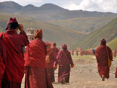 四川省チベット族ガンゼ自治区1 成都ー甘孜