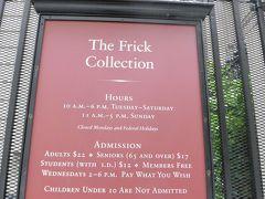 ニューヨーク街歩き 7 フリックコレクション ルーズベルト島 国連 5番街