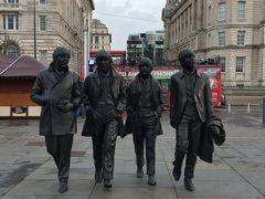 ビジネスクラスで行く!男一人の年末ロンドン&年始パリ 2日目 〜ビートルズを訪ねて日帰りリバプール。〜
