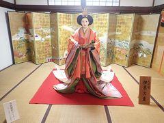 京都奈良へ(7)皇女和宮様ゆかりの宝鏡寺(人形寺)と勝海舟ゆかりの常林寺