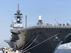第37回・横浜開港祭 護衛艦いずも乗艦