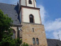 ドイツ大周遊(29) ライプツィヒの観光と昼食 上巻。
