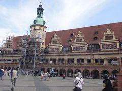 ドイツ大周遊(30) ライプツィヒの観光と昼食 下巻。