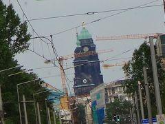 ドイツ大周遊(32) マイセンからドレスデンへ移動し、夕食後ホテルへ。