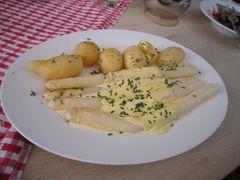 南ドイツの旅、食事