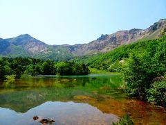 磐梯山登山(猪苗代~裏磐梯)&桧原湖・五色沼