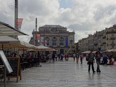 国鉄ストを気にしながらフランス2週間の旅 (2) 南仏モンペリエ
