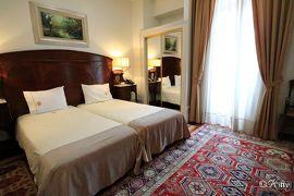 ディスカバー☆ポルトガル!ぐるっと1周ポルトガルの魅力発見の旅(7)【ホテル・イブン・アリーク】
