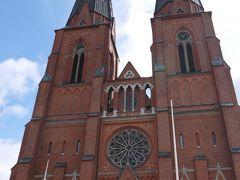 今年のGWは北欧のスウェーデンへ その18 ストックホルムから日帰りで北欧最大の教会のあるウプサラへ