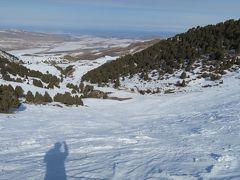 海外スキー おっさん落胆! 何しに行ったの?? キルギス・アクターシュで孤独に滑る旅