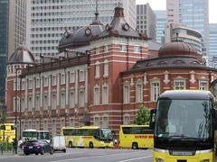 中高年夫婦の東京旅行。(3日目‐はとバスツアー 東京タワー、浅草、隅田川下り、羽田空港)