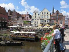 リューネブルクは北ドイツの雰囲気がとても良い街でした!!