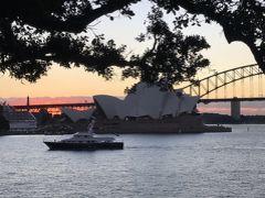 オーストラリア東から西へ シドニーへ
