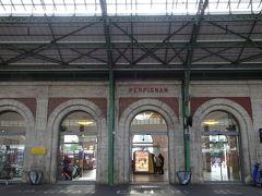 国鉄ストを気にしながらフランス二週間の旅 (3) ペルピニャン