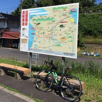 松江から出雲大社へサイクリング50km。縁結び街道〜出雲路自転車道〜一畑電車。