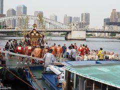 築地・波除稲荷神社の夏越しの大祭「つきじ獅子祭」