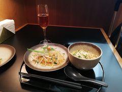 スワンナプーム国際空港キャセイパシフィック航空ラウンジ訪問記 BKK CX Lounge