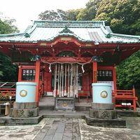 三崎へ行ったら、やはり海の神様「海南神社」へお参り
