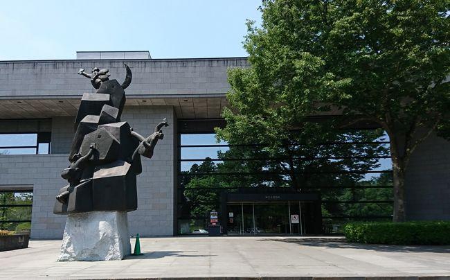 用事ついでに、仙台市地下鉄の国際センター駅から、仙台市博物館に行って来た。<br /><br />