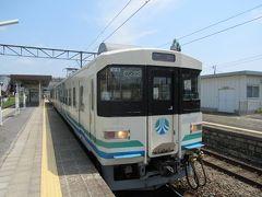 東北が好き(11)阿武隈急行で福島へ~田園と阿武隈川沿いを走る高速ローカル線