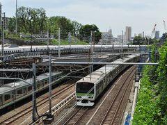 山手線一周 電車編その6 五反田から浜松町