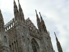 イタリア世界遺産の旅 No1 ミラノからベニス