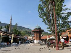 バルカン半島から中欧へ 5 ボスニアヘルツェゴビナ サラエボ