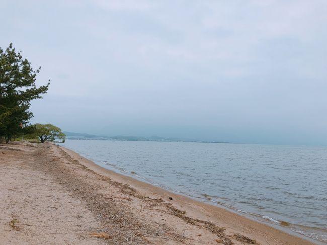 そうだ琵琶湖を見に行こう!