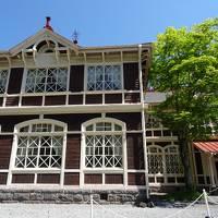 初北海道新幹線はツアーで 最終日は旧軽井沢銀座