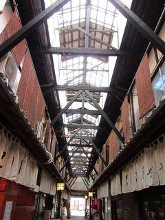 但馬・豊岡 昭和の復興建築群商店街と名残りのご城下をぶらぶら歩き旅