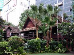 バンコクの静かな休日(5) カムティエン夫人の家