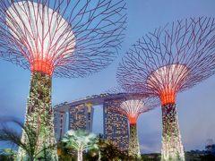 世界一周・船旅の寄港地 シンガポール