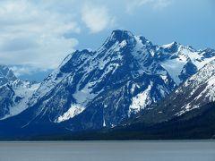 アメリカ国立公園ツアー2・・・5/27-28 グランドティートン国立公園
