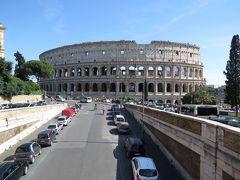 西地中海クルーズ(2)・・イタリアの永遠の都、ローマを訪ねます。