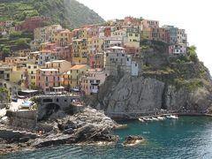 西地中海クルーズ(3)・・イタリアのリヴィエラ海岸、チンクェテッレを訪ねます。