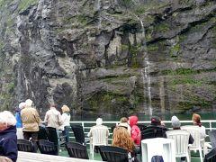 夏の北欧4か国 10日間のツアー旅行 5 4日目 ゲイランゲルフィヨルド~ボイヤ氷河~スタルハイムへ