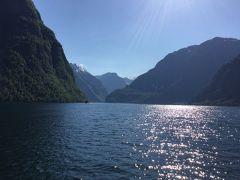 ノルウェーのフィヨルドを見に行きました(ソグネフィヨルド)