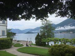 第3回 イタリア&ちょっとパリ旅行⑥(コモ湖編)