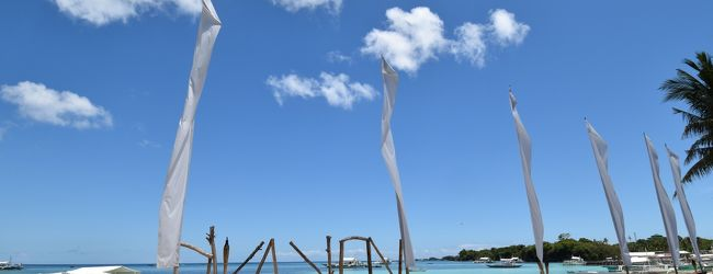 マラパスクア島とボホール島個人旅行