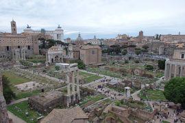 2018.05 GWに巡るイタリア三都物語(3)永遠の都ローマを巡る 遺跡がいっぱいフォロ・ロマーノ編