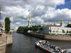 母と娘が行くサンクトペテルブルグ珍道中 その2 サンクトペテルブルク市内観光