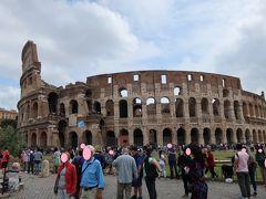 ウィーン、マルタ島、ローマ旅 2018<18>「コロッセオ」、「フォロ・ロマーノ」、「トレヴィの泉」、「スペイン広場」盛り沢山の観光!編