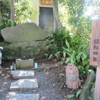 木更津の八劔八幡神社と證誠寺へ参拝・散策