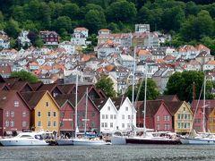 夏の北欧4か国 10日間のツアー旅行 7 6日目 ベルゲン