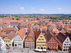 【バイエルン地方をめぐる写真旅】ローテンブルクの伝統・マイスタートゥルンク祭に参加