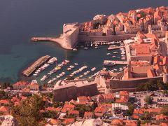バルカン半島から中欧へ 4 クロアチア ドブログニク