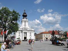 菜の花畑と新緑に輝くポーランドの世界遺産を巡る8日間【7】4日目:ヴァドヴィツェ