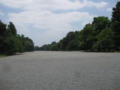街歩き☆超ビギナーの京都・京都御苑は広い