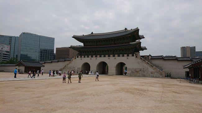 休みを使って行ってきました韓国へ。